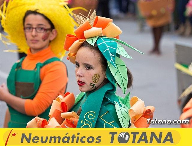 Desfile infantil. Carnavales de Totana 2012 - Reportaje II - 3