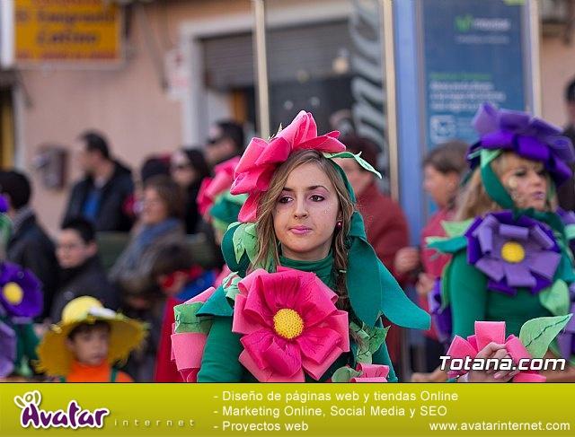 Desfile infantil. Carnavales de Totana 2012 - Reportaje II - 8