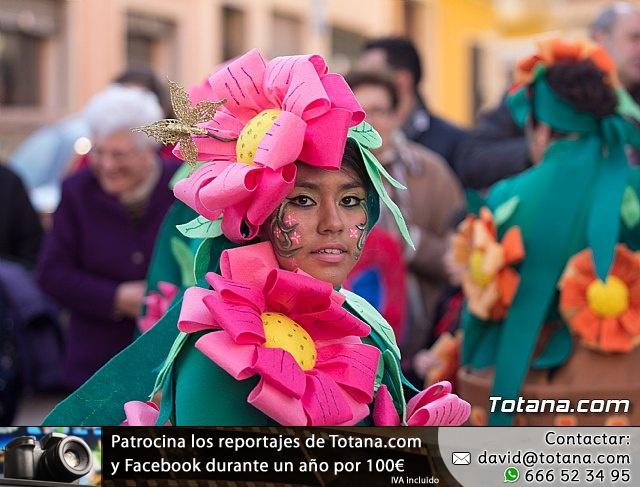 Desfile infantil. Carnavales de Totana 2012 - Reportaje II - 15