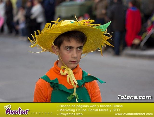 Desfile infantil. Carnavales de Totana 2012 - Reportaje II - 17