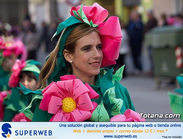 Desfile infantil. Carnavales de Totana 2012 - Reportaje II - 20