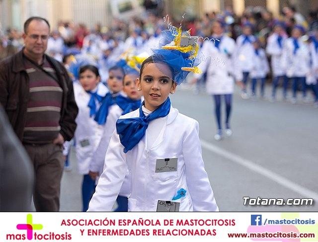 Desfile infantil. Carnavales de Totana 2012 - Reportaje II - 31