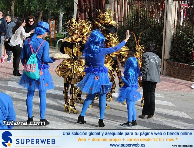 Carnaval de Totana 2016 - Desfile de peñas foráneas (Reportaje I) - 8