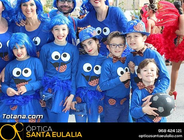 Carnaval de Totana 2016 - Desfile de peñas foráneas (Reportaje I) - 12