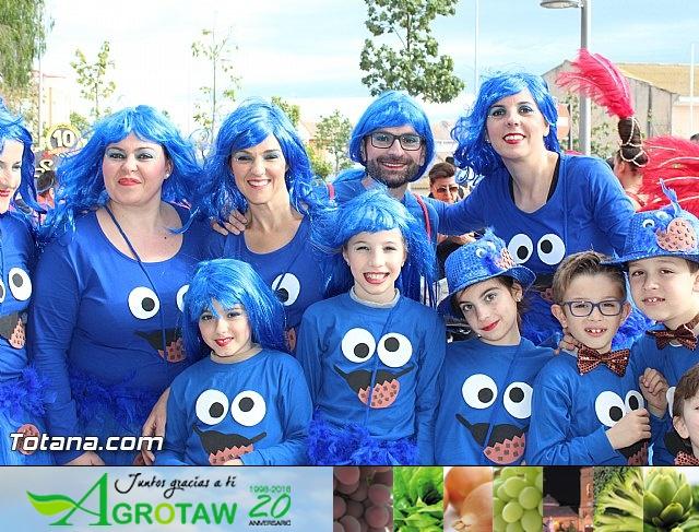Carnaval de Totana 2016 - Desfile de peñas foráneas (Reportaje I) - 13