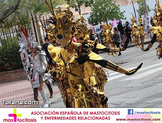 Carnaval de Totana 2016 - Desfile de peñas foráneas (Reportaje I) - 16