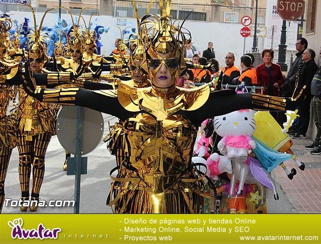 Carnaval de Totana 2016 - Desfile de peñas foráneas (Reportaje I) - 18