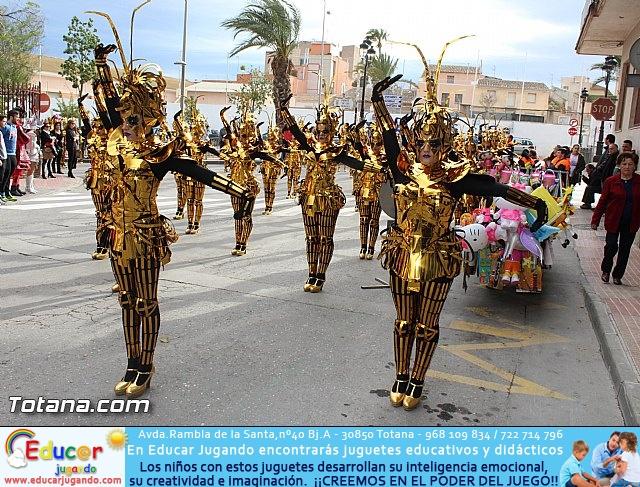 Carnaval de Totana 2016 - Desfile de peñas foráneas (Reportaje I) - 20
