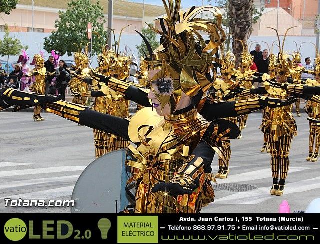 Carnaval de Totana 2016 - Desfile de peñas foráneas (Reportaje I) - 23