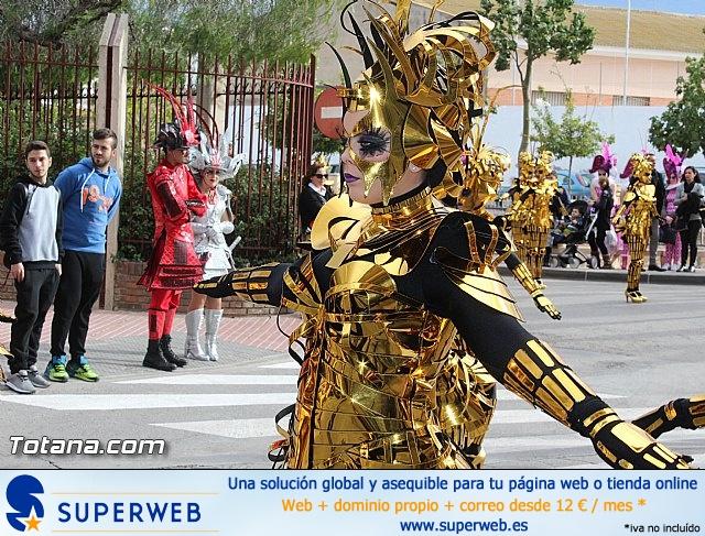 Carnaval de Totana 2016 - Desfile de peñas foráneas (Reportaje I) - 24