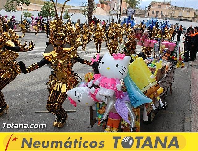 Carnaval de Totana 2016 - Desfile de peñas foráneas (Reportaje I) - 25