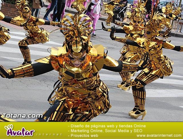 Carnaval de Totana 2016 - Desfile de peñas foráneas (Reportaje I) - 26