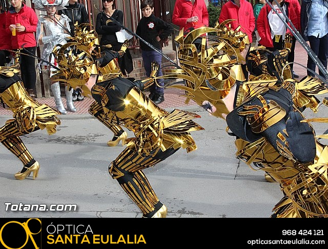 Carnaval de Totana 2016 - Desfile de peñas foráneas (Reportaje I) - 27
