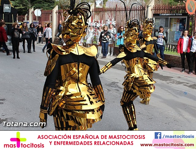 Carnaval de Totana 2016 - Desfile de peñas foráneas (Reportaje I) - 28