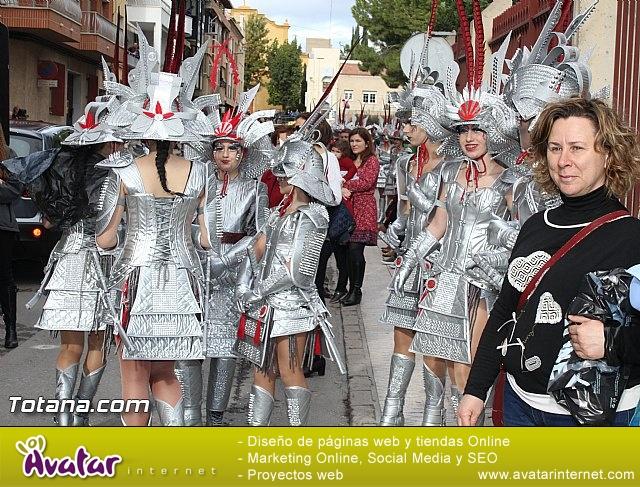 Carnaval de Totana 2016 - Desfile de peñas foráneas (Reportaje I) - 33