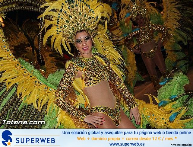 Carnaval de Totana 2016 - Desfile de peñas foráneas (Reportaje I) - 1052