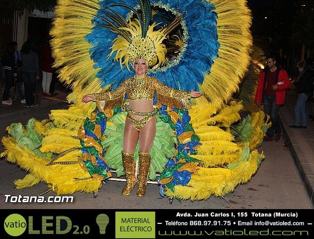 Carnaval de Totana 2016 - Desfile de peñas foráneas (Reportaje I) - 1055