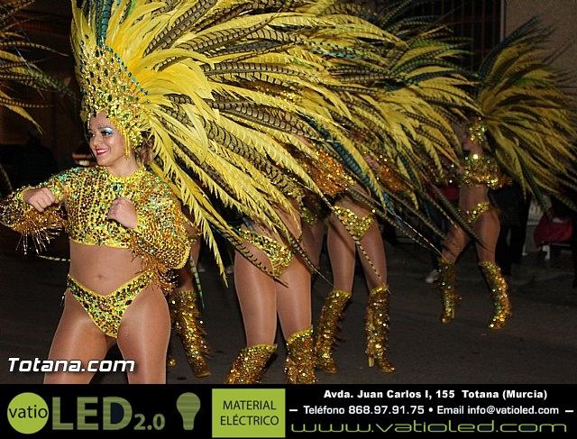 Carnaval de Totana 2016 - Desfile de peñas foráneas (Reportaje I) - 1059