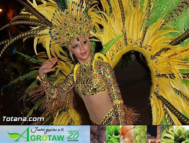 Carnaval de Totana 2016 - Desfile de peñas foráneas (Reportaje I) - 1061