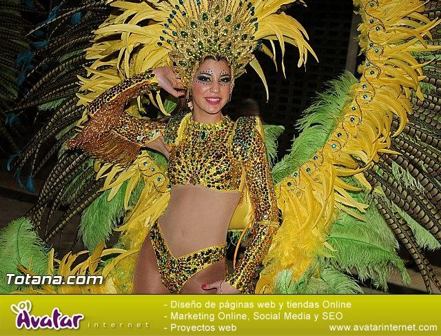 Carnaval de Totana 2016 - Desfile de peñas foráneas (Reportaje I) - 1065