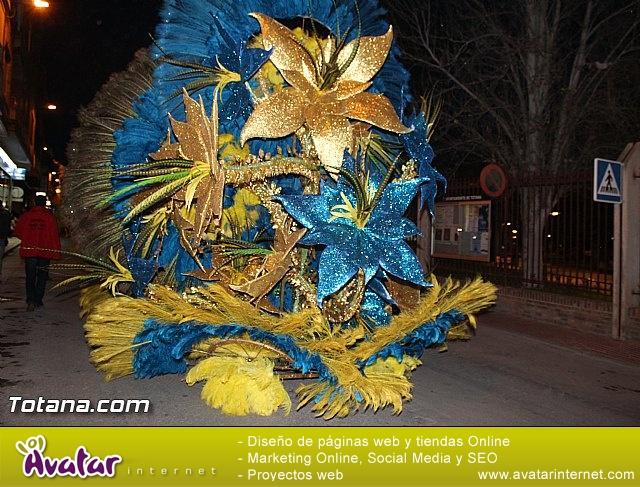 Carnaval de Totana 2016 - Desfile de peñas foráneas (Reportaje I) - 1073