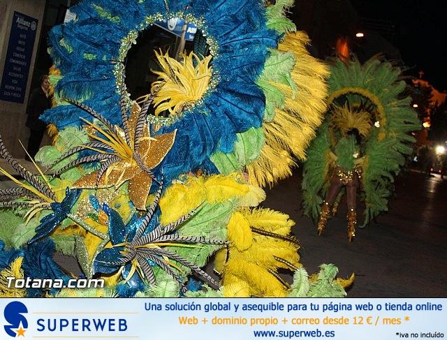 Carnaval de Totana 2016 - Desfile de peñas foráneas (Reportaje I) - 1075