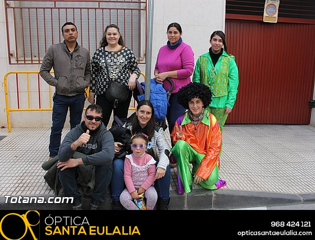 Carnaval de Totana 2016 - Desfile de peñas foráneas (Reportaje II) - 1
