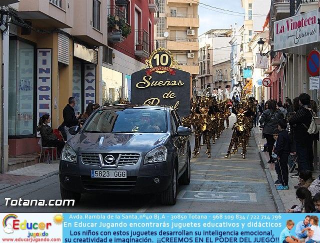 Carnaval de Totana 2016 - Desfile de peñas foráneas (Reportaje II) - 2