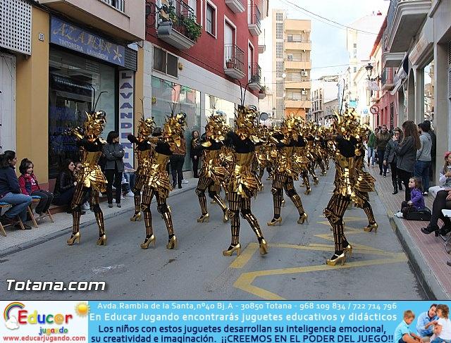 Carnaval de Totana 2016 - Desfile de peñas foráneas (Reportaje II) - 5