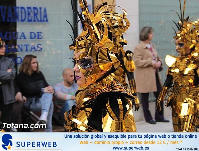 Carnaval de Totana 2016 - Desfile de peñas foráneas (Reportaje II) - 8