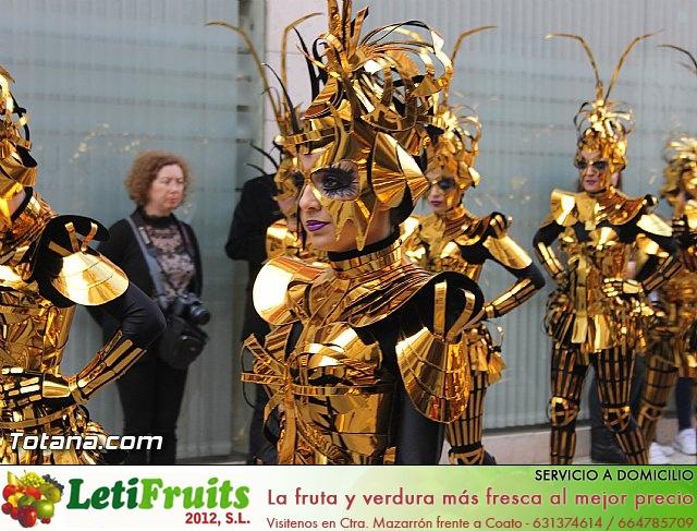 Carnaval de Totana 2016 - Desfile de peñas foráneas (Reportaje II) - 9