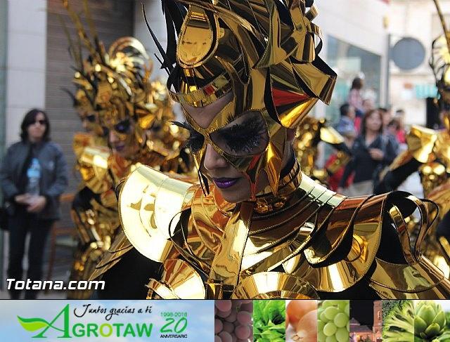 Carnaval de Totana 2016 - Desfile de peñas foráneas (Reportaje II) - 10