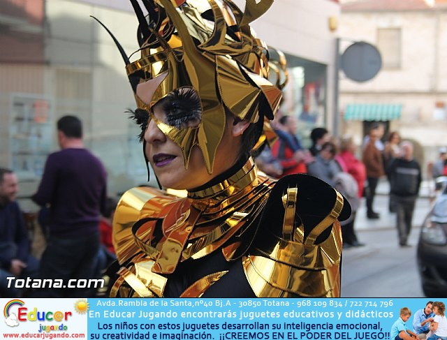 Carnaval de Totana 2016 - Desfile de peñas foráneas (Reportaje II) - 12
