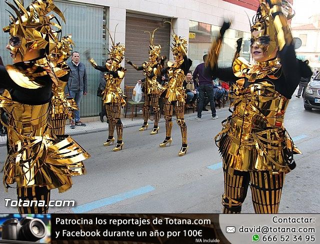 Carnaval de Totana 2016 - Desfile de peñas foráneas (Reportaje II) - 13