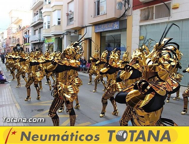 Carnaval de Totana 2016 - Desfile de peñas foráneas (Reportaje II) - 14