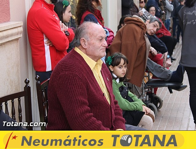 Carnaval de Totana 2016 - Desfile de peñas foráneas (Reportaje II) - 16