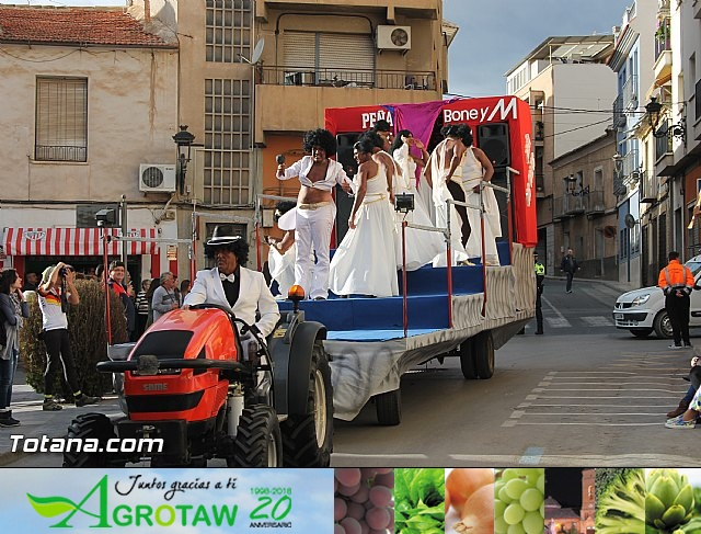 Carnaval de Totana 2016 - Desfile de peñas foráneas (Reportaje II) - 17