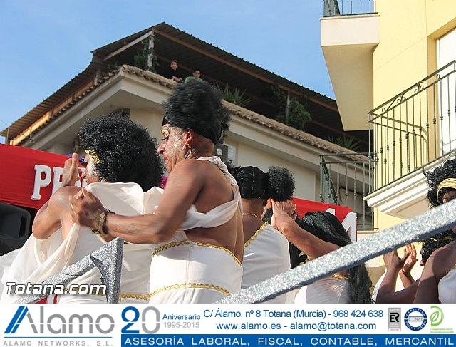 Carnaval de Totana 2016 - Desfile de peñas foráneas (Reportaje II) - 20