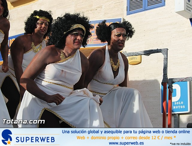 Carnaval de Totana 2016 - Desfile de peñas foráneas (Reportaje II) - 21