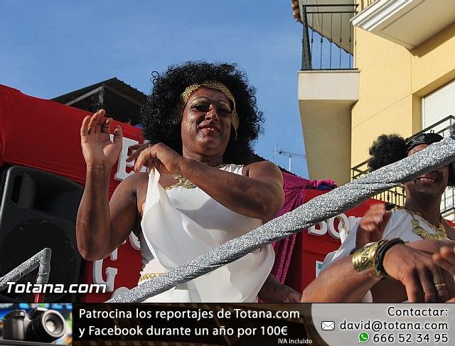 Carnaval de Totana 2016 - Desfile de peñas foráneas (Reportaje II) - 22