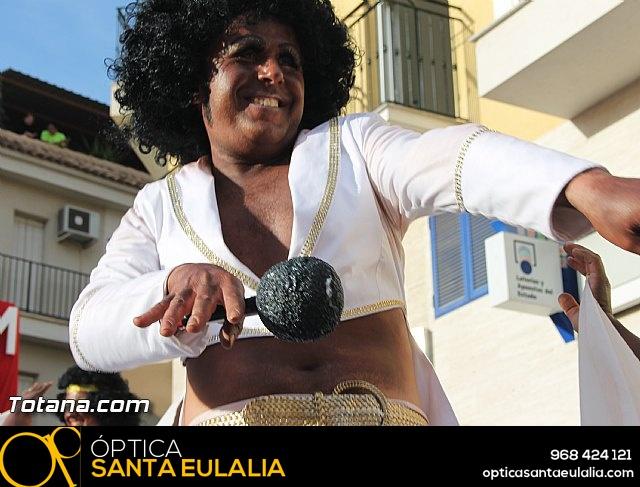 Carnaval de Totana 2016 - Desfile de peñas foráneas (Reportaje II) - 23