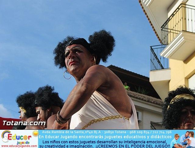 Carnaval de Totana 2016 - Desfile de peñas foráneas (Reportaje II) - 25