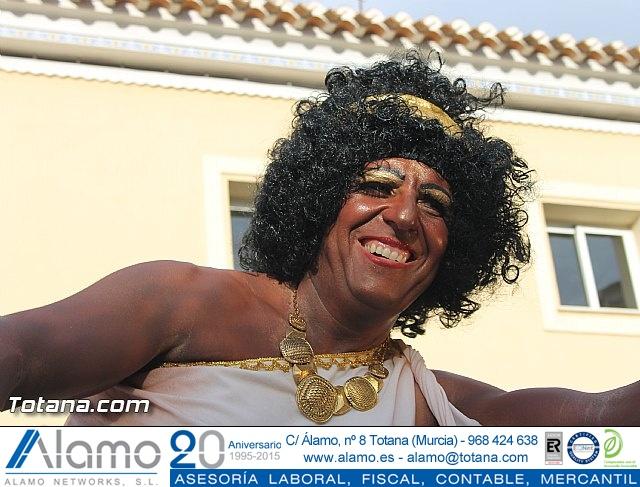 Carnaval de Totana 2016 - Desfile de peñas foráneas (Reportaje II) - 26