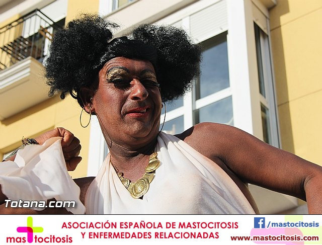 Carnaval de Totana 2016 - Desfile de peñas foráneas (Reportaje II) - 27