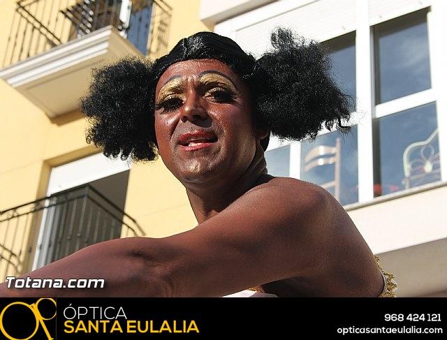Carnaval de Totana 2016 - Desfile de peñas foráneas (Reportaje II) - 28