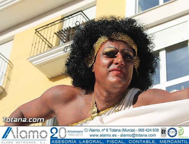 Carnaval de Totana 2016 - Desfile de peñas foráneas (Reportaje II) - 29