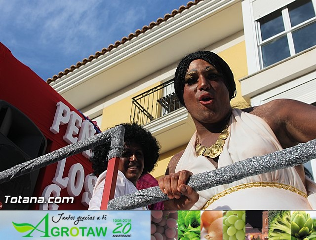 Carnaval de Totana 2016 - Desfile de peñas foráneas (Reportaje II) - 31