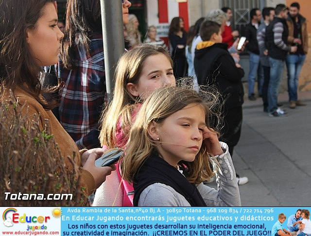Carnaval de Totana 2016 - Desfile de peñas foráneas (Reportaje II) - 35