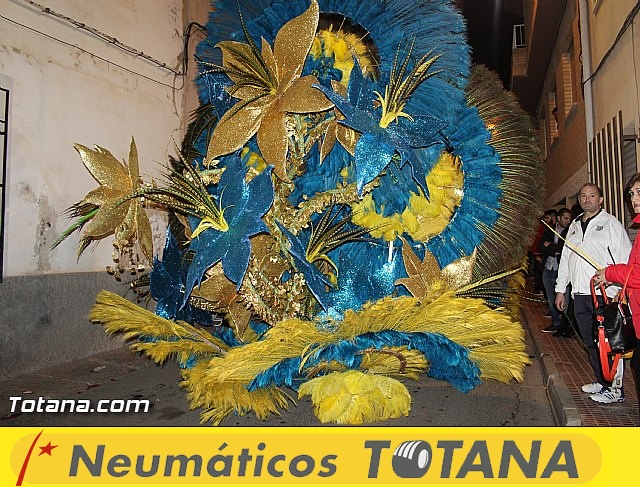 Carnaval de Totana 2016 - Desfile de peñas foráneas (Reportaje II) - 513