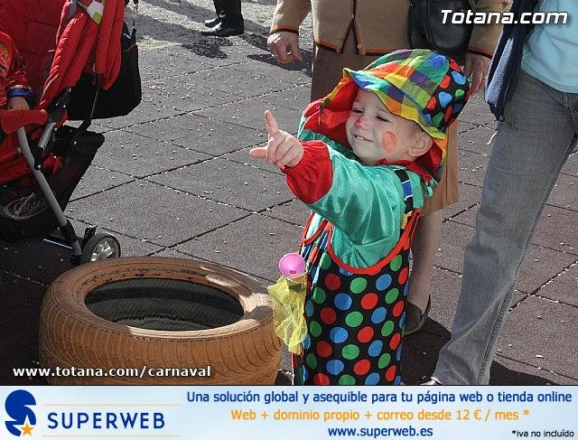 Los más peques también disfrutaron del Carnaval - Totana 2014 - 3